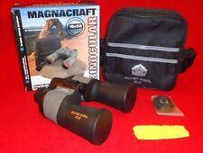Magnacraft 10x50 Special Edition NFL Super Bowl XLII Binoculars Ruby Red Lenses