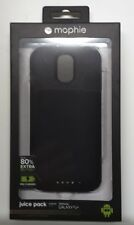 Mophie Juice Pack for Samsung Galaxy S4 Black BRAND NEW SEALED