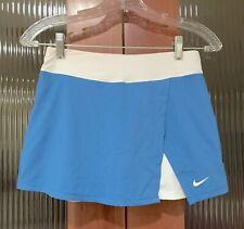 New Nike Fit Dry Juniors  Size MTennis Shirt Blue/ White