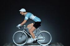 Bianchi Pirelli - Petit cycliste Figurine - Cycling figure