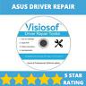 ASUS Drivers Software Repair Restore Recover CD DVD Windows 10 8.1 8 7 Vista XP