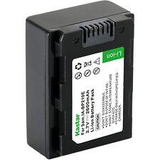 1x Kastar Battery for Samsung IA-BP420E HMX-F80 F90 F90BN/WN H200 H203 H204 H205