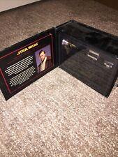 Obi-wan Kenobi Lightsaber Scaled Replica. New, Never Opened. By Master Replicas.