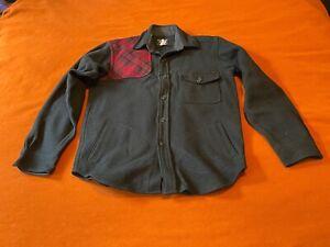 Johnson Woolen Mills Shooting Shirt Jacket