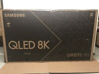 "Samsung Q900T 85"" QLED Smart TV (8K) QN85Q900TSFXZA NEW!✅❤️️✅❤️️✅❤️️✅❤️️✅❤️️"