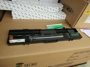 STAHLWILLE 1/2in Sq Drive Manoskop 714R Torque Wrench 10-100Nm - table 1278049