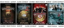 Krav Maga Warriors KRAV MAGA KAPAP SAMBO 8 DVD SET   NEW
