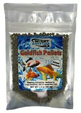 Goldfish Pellets - Goldfish & Koi Food - Floating Pellets - 2 Sizes