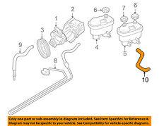 LAND ROVER OEM 99-04 Discovery Pump Hoses-Steering-Reservoir Hose QEH102790