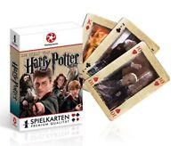 Number 1 Spielkarten - HARRY POTTER - Winning Moves 30515 - Skat Poker usw. -NEU