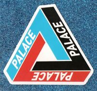 2 Palace Vinyl Stickers
