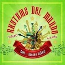 """RHYTHMS DEL MUNDO FEAT JULI """"DIESES LEBEN"""" CD SINGLE"""