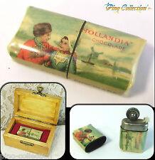 ACCENDINO ANTICO A BENZINA CIOCCOLATINO Antique Petrol Lighter Shaped Chocolates