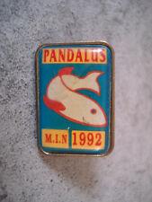 PINS POISSON PANDALUS MIN 1992 CREVETTE