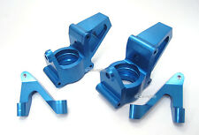 Alloy Front Hub Carrier Fit HPI RC Baja 5B/SS/5T Blue