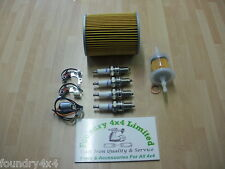 Land Rover Series 2A & 3  2.25 Petrol Filter Service Kit 1964 onwards DA6033