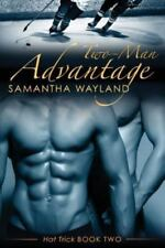 Two Man Advantage (Paperback or Softback)