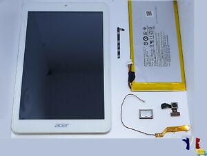 Pièces 100% Originale pour Tablette ACER Iconia One 8 B1-850 batterie, caméra...