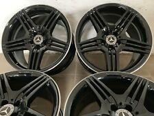 """4 orig. AMG Felgen 19"""" Styling 7 Mercedes W211 E55 E63 R230 SL55 SL63 W219 CLS"""