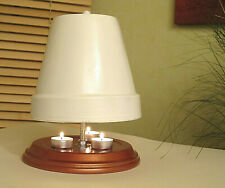 Teelichtofen Kerzenofen Tealight Holder Teelichtheizung Varnished 50 Tea Lights