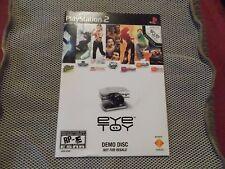 EyeToy Demo Disc 2005 (Sony PlayStation 2)