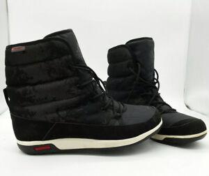 Adidas Climaproof Boots black size UK 8.5