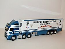CORGI ROADSCENE VOLVO FH FRIDGE TRAILER B B READ INTERNATIONAL 1/76 CC18009
