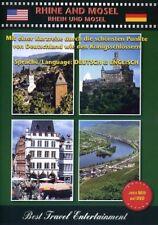 Rhein und Mosel (Rhine and Mosel) - Best Travel [FSK0] (DVD) NEU+OVP