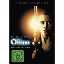THE OTHERS DVD NICOLE KIDMAN THRILLER NEU