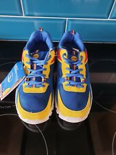 New LIDL Trainers Limited Edition 2021 Sneakers Retro Shoes UK 5