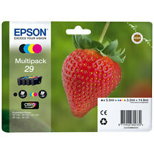 EPSON 29 Multipack Ink Cartridge T2986 XP 332 335 432 435 GENUINE C13T29864010