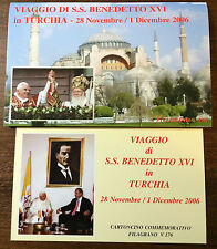 Cover Collection: Benedict XVI 2006 Trip to Turkey - 6 covers