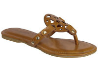 Pierre Dumas Women's Limit 20 New Tan Synthetic sandals