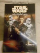 Star Wars Episode II Attack of the Clones (one shot)