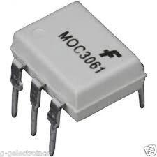5 PCS IC MOC3061 POPULAR ARDUINO IC  USA SHIPPER