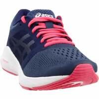 ASICS Roadhawk Ff Womens Running Sneakers Shoes    - Blue