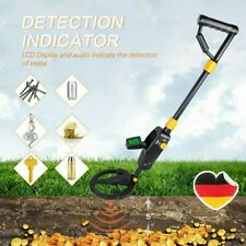 Deep Search Metalldetektor LCD-Spule Treasure Digger Hunter für Kinder