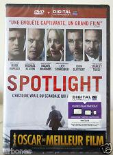 film Dvd SPOTLIGHT 6/2016 Mark Ruffalo Michael Keaton scandale eglise catholique