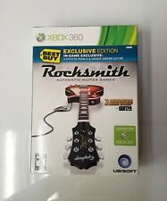 "Rocksmith ""Best Buy Exclusive Edition"" w/ Real Tone Cable - Sealed Game,..."