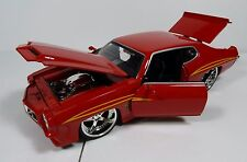 "Rare-Jada 1:24 Big Time Muscle 1971 Pontiac ""The Judge""(Red)"