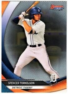 SPENCER TORKELSON - 2020 BOWMAN'S BEST TOP PROSPECTS RC
