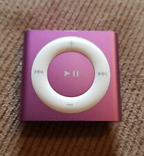 Apple iPod shuffle 4th Generation Purple (2GB) CC4LPL3FF4T0