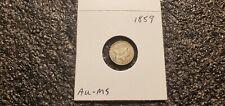 1859 3 Cent Silver !! High Grade !!