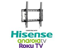 Ultra Slim Tilt Hisense TV Wall Mount 43 49 50 55 58 65 Inch LED LCD UHD 4k QLED