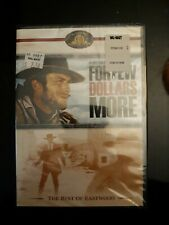 For a Few Dollars More Dvd * Eastwood New sealed in plastic