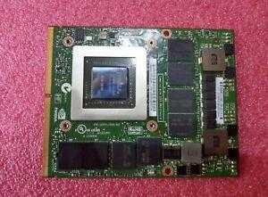HP Zbook 17 G1 G2 NVIDIA Quadro K5100M 8GB video card N15E-Q5-A2