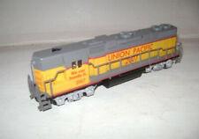 Life Like Ho Scale Model Trains Union Pacific GP Diesel Locomotive No 2007 RARE