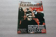 Metal Hammer 7/1998 Fear Factory, Therion, Iron Maiden, Mercyful Fate, Two