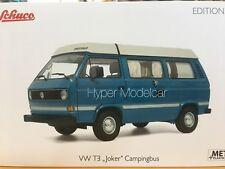 SCHUCO 1/18 Volkswagen T3a Westfalia Joker Camper 1979 Art. 03870