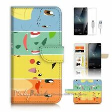 Pokémon Mobile Phone Wallet Cases for Nokia